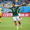 Mexico Forward Giovani dos Santos