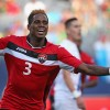 Trinidad and Tobago Middle Fielder Joevin Jones