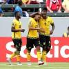 Jamaican Teammates Garath McCleary, Kemar Lawrence, Wesley Morgan