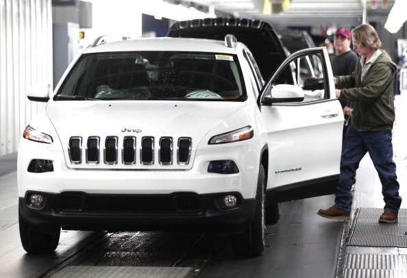 Chrysler Fiat Announces Jeep Brand Will Anchor Company Overhaul