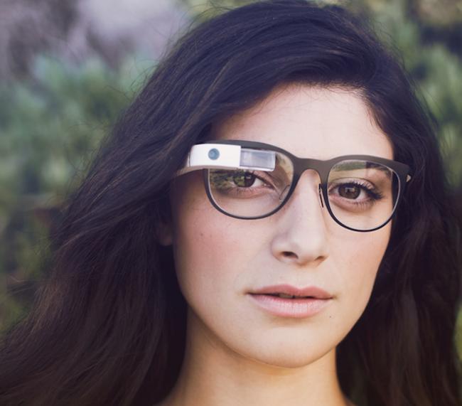 Google Glass Prescription Frames