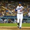 Los Angeles Dodgers Infielder Adrian Gonzalez