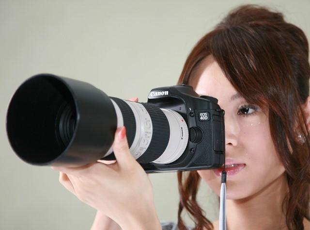 Canon Unveil New Canon EOS 40D Digital SLR Camera