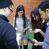 young youth millennials smartphones