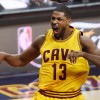 Cleveland Cavaliers Power Forward Tristan Thompson