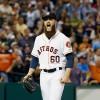 Houston Astros Pitcher Dallas Keuchel