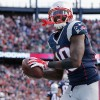 New England Patriots Wide Receiver Brandon LaFell