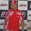 Michael Schumacher at the 2005 United States Grand Prix