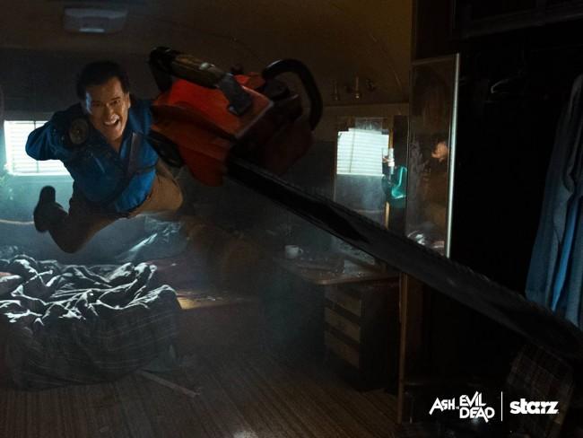 Ash Vs. Evil Dead CONFIRMED Season 2!!! + Premiere First 4
