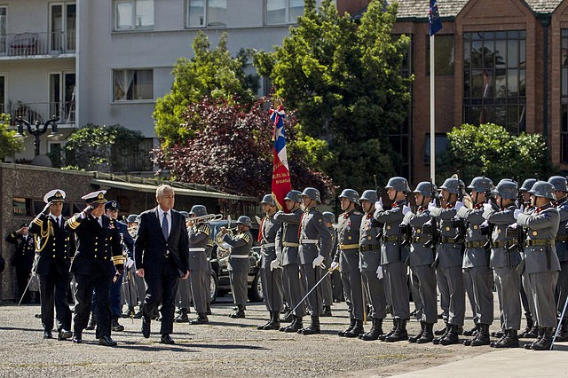 Chilean Military Drill Ups Tensions With Bolivia, Peru