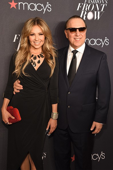 Thalia Revaled She And Tommy Mottola Will Have 'Big ...