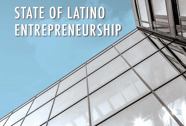 "Stanford Latino Entrepreneurship Initiative 2015 ""State of Latino Entrepreneurship"" Study"