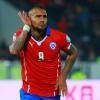 Chile Middle Fielder Arturo Vidal