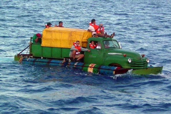 cuba migrants getty