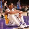 Los Angeles Lakers Guard Jordan Clarkson