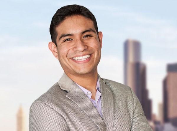 Pedro Espinoza, founder & CEO of SmileyGo