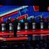 Republican presidential candidates Ohio Gov. John Kasich, Carly Fiorina, U.S. Sen. Marco Rubio (R-FL), Ben Carson, Donald Trump, U.S. Sen. Ted Cruz (R-TX), Jeb Bush, New Jersey Gov. Chris Christie and U.S. Sen. Rand Paul (R-KY) participate during the CNN