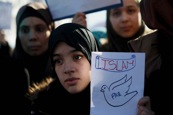 Mass Unity Rallies Held Around The World Following Recent Terrorist Attacks
