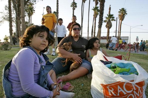 7.2 Earthquake Hits Baja Area Of California and Mexico
