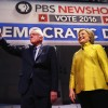 Democratic Presidential Candidates Debate In Milwaukee Credit