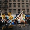 Student tuition protest