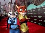 Los Angeles Premiere Of Walt Disney Animation Studios' 'Zootopia'