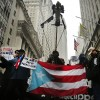 puerto rico wall street protest